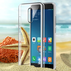 IMAK Crystal Clear Hard PC Case Wear Resistant for Xiaomi Redmi Note 4