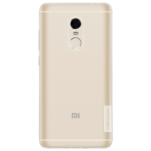 NILLKIN 0.6mm Nature TPU Case for Xiaomi Redmi Note 4 - White
