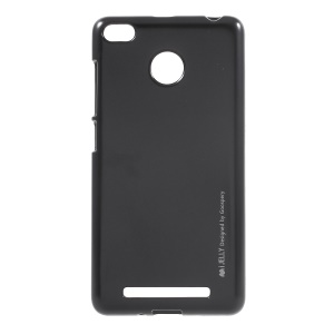 MERCURY GOOSPERY i JELLY TPU Case for Xiaomi Redmi 3 Pro - Black