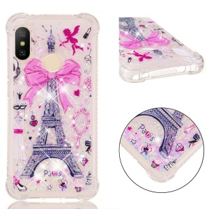 Eiffel Tower with Bow-knot