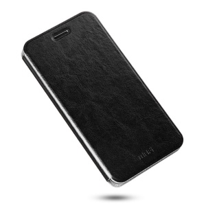 MOFI Rui Series Leather Stand Case for Xiaomi Redmi Note 4 - Black