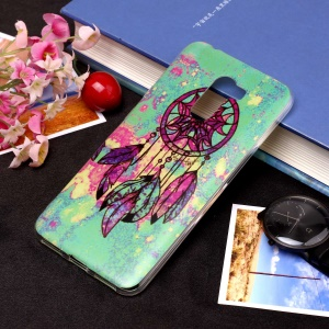 Pattern Printing Matte Surface IMD TPU Flexible Case for Xiaomi Pocophone F1 / Poco F1 in India - Dream Catcher