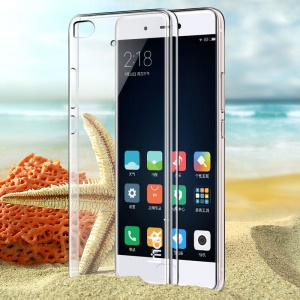 IMAK for Xiaomi Mi 5s Scratch-resistant Crystal Clear Hard PC Cell Phone Case