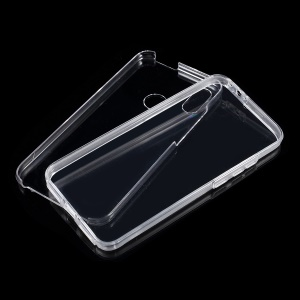 Clear PC + TPU Hybrid Phone Back Shell for Xiaomi Redmi Note 7S / Note 7 / Redmi Note 7 Pro (India)