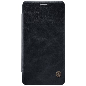 NILLKIN Qin Series for Xiaomi Mi 5s Plus Card Holder Smart Leather Case - Black