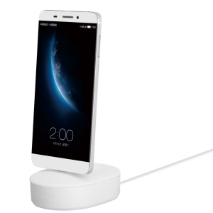 MOMAX U.Dock Type C Charging Dock Station for Huawei Mate 9 Etc (CE/FCC/RoHS) - White