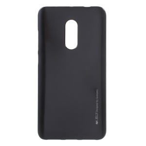 MERCURY GOOSPERY i JELLY TPU Case for Xiaomi Redmi Note 4 - Black
