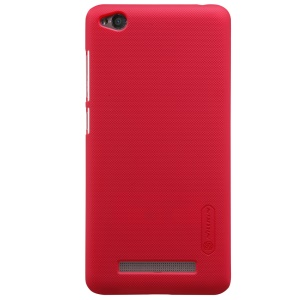 NILLKIN Super Frosted Shield Hard Cover Case for Xiaomi Redmi 4a - Red
