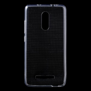 Watermark Resistant Clear TPU Mobile Phone Case for Xiaomi Redmi Note 3 Pro Special Edition