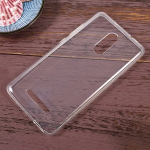 Clear Soft TPU Case for Xiaomi Redmi Note 3 Pro Special Edition - Transparent