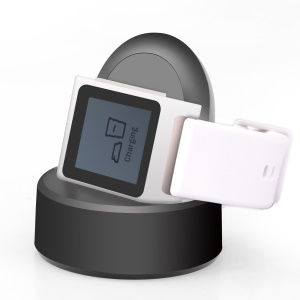 For Pebble 2+ / 2 SE Charger Charging Stand Dock Station Holder - Black