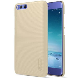 NILLKIN Super Frosted Shield Hard Back Case for Xiaomi Mi 6 - Gold