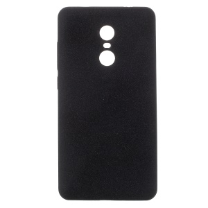 Skin-touch Soft TPU Case for Xiaomi Redmi Note 4X - Black