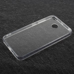 Transparent Clear Acrylic + TPU Mobile Shell Cover for Xiaomi Redmi 4X