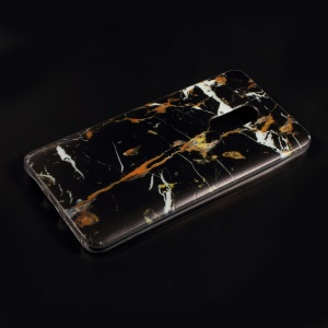 Ultra Thin Patterned Printing TPU Mobile Casing for Xiaomi Redmi Note 4 / 4X - Marble Pattern