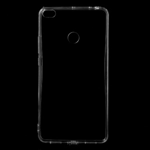 Crystal Clear Acrylic + TPU Hybrid Phone Case for Xiaomi Mi Max 2