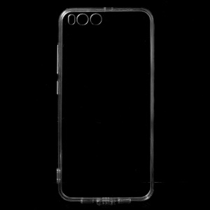 Crystal Clear Acrylic + TPU Hybrid Phone Case for Xiaomi Mi 6