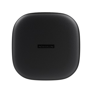 NILLKIN MC022 LED Light Qi Wireless Fast Wireless Charger for Samsung S8/S8 Plus, Note 8 Etc. - Black