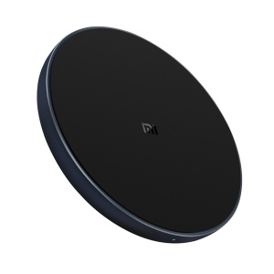 XIAOMI WPC01ZM 10W Qi Wireless Charger Portable Fast Charging Pad for iPhone Samsung etc.
