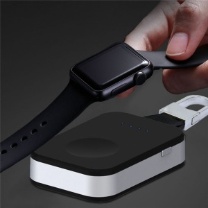 QI Wireless Charger Power Bank External Battery for Apple Watch Series 3 / 2 / 1