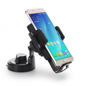 ITIAN C1+ Qi Wireless Charging Pad Car Holder for Samsung S8/ S8 Plus/ Note5/S6 Edge Etc
