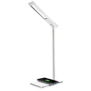 BASEUS Ingert Series Qi Wireless Charger LED Table Light - EU Plug