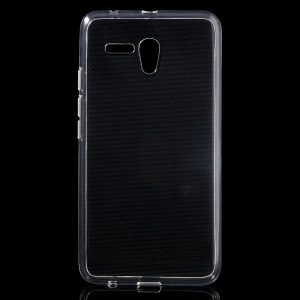 Soft TPU Case for Alcatel One Touch Pop 3 (5.5) - Transparent