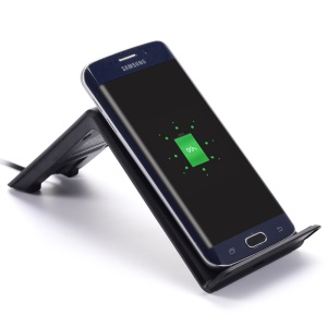 ITIAN A6 5W QI Wireless Charging Pad Charger Stand for iPhone 8/8 Plus/Samsung S8/S8 Plus/ S7/S7 Edge
