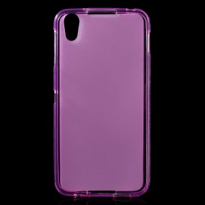 Double-sided Frosted TPU Cover Case for Alcatel OneTouch Idol 4 - Rose