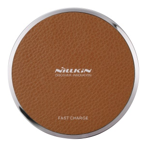 NILLKIN Magic Disk III Schnelle Ladekabel für Samsung S7 / S7 Edge Etc - Braun