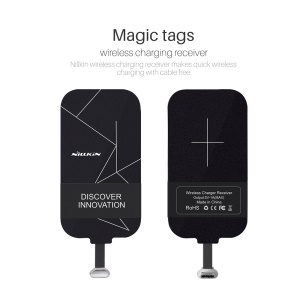 NILLKIN Type-C Wireless Charging Receiver for Huawei P9 / LG G5 Etc.