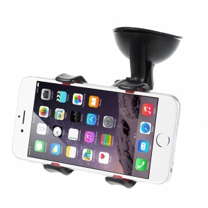 Desmontable Universal Car Suction Clipper Mount Holder Anchura: 90mm