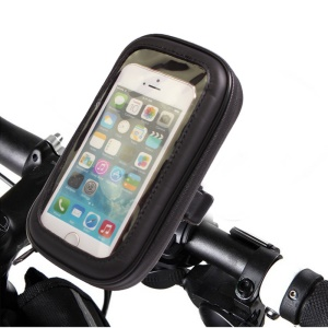 JHD-05HD21 Bicycle Handlebar Mount Holder Case for iPhone 7 6s 6 Etc, Inner size: 14 x 7.5 x 2.5
