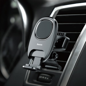 BASEUS Xiaochun Magnetic Car Phone Holder for All Mobile Phones - Black