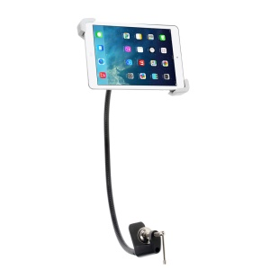 360-degree Lazy Bed Desk Gooseneck Mount Stand for iPad Air 2 / iPad mini 3 / Samsung Tablet PCs Etc