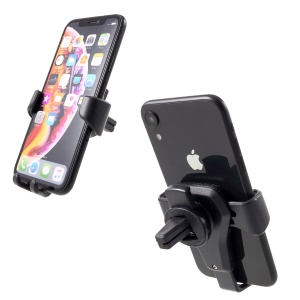 Universal Gravity Air Vent Car Mount Holder Stand Cradle for 4-6 inch Smartphone