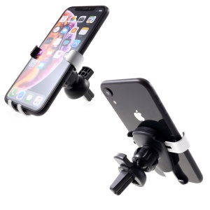 Universal Gravity Air Vent Phone Car Mount Holder for 4-6 inch Smartphone