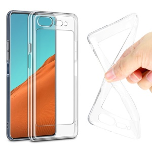 IMAK Stealth Clear TPU Mobile Phone Case for ZTE nubia X -  Transparent