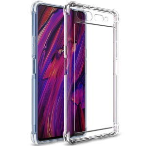 IMAK Smooth Feel TPU Mobile Phone Case Accessory for ZTE nubia X