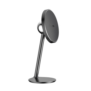 BASEUS Little Sun 360 Degree Rotation Magnetic Car Mount Bracket for iPhone Samsung Etc. - Black
