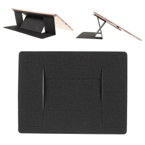 Multi-functional Case Stand for iPad Laptop - Black