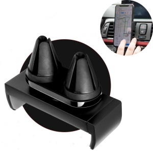 T2 Car Air Outlet Mobile Phone Mount Holder Phone Bracket for 4.7-6 inch