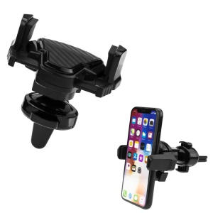 360 Degree Rotation Car Phone Holder Air Vent Outlet Mount Stand Mobile Holder