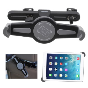 JOYROOM Universal Rotary Car Headrest Holder Mount for iPad Air 2 / Galaxy Tab 4 10.1 Etc, Width: 19 - 31.5cm