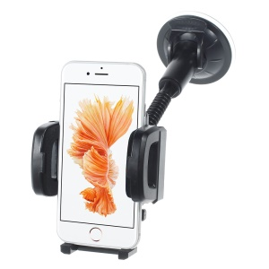 Universal Suction Cup Holder + Car Air Vent Mount for Cellphone / Tablet / PDA / GPS, Length: 45-115mm