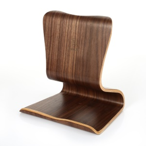 BASEUS Pure Walnut Wood Desktop Bracket Universal Stand Holder for iPad Series Android Tablet