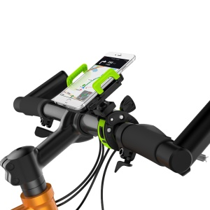 IDMIX Bicycle Handlebar Mount Holder with Rubber Strap for iPhone 6 6s 4.7