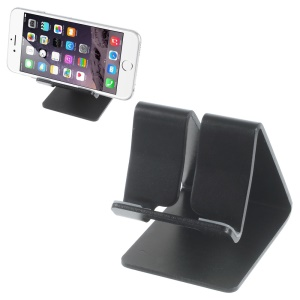 Aluminum Alloy Stand Holder for iPhone 6s/SE/Samsung S7 Etc - Black