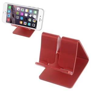 Aluminum Alloy Stand Holder for iPhone 6s/SE/Samsung S7 Etc - Red