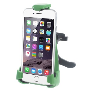 X19-Variety Car Air Vent Rotary Holder Stand for iPhone 6 Plus, Max Size: 9x16.5cm